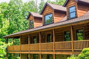 waterparks cabin cabins valley shenandoah rentals